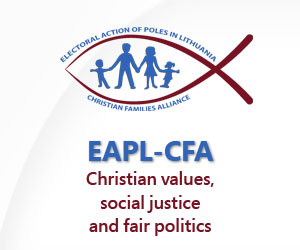 EAPL-CFA Christian values, social justice and fair politics