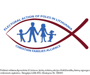 Electoral Action of Poles in Lithuania – Christian Families Alliance