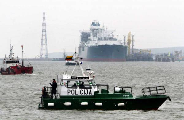 New LNG cargo from US arrives in Lithuania's Klaipeda