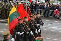 The number of 1st year cadets in the Military Academy of Lithuania nearly doubles this year