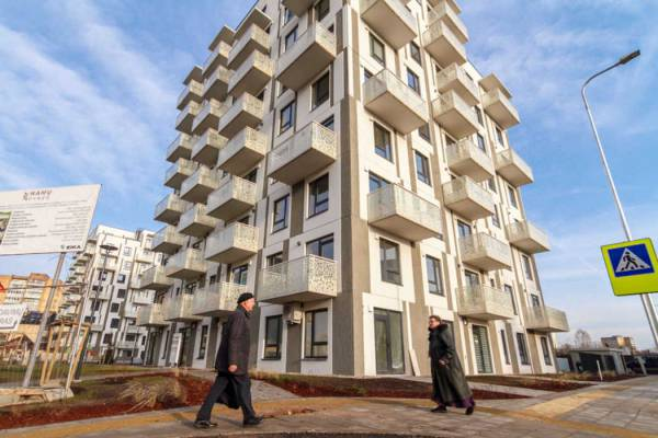 In Q1, there were 2,009 new buildings completed in Lithuania