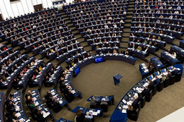 As many as 223 members of the European Parliament did not support the resolution against Poland