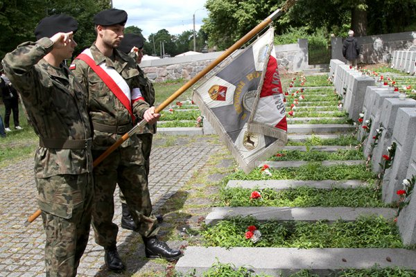 "72th Anniversary of Operation ""Gate of Dawn"". Commemoration in Vilnius"