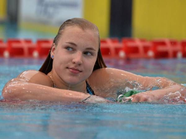 Lithuanian swimmer Meilutyte gets disqualified by FINA for two years