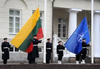 U.S. military presence in Lithuania is a significant factor of deterrence contributing to NATO's efforts in the Baltic region, Minister of National Defence R.Karoblis says