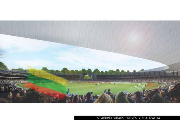 Lithuania's Kaunas tears up stadium reconstruction contract with Turkish company