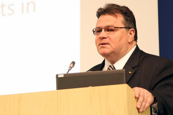 Linkevičius: NATO strengthens its readiness to respond to security challenges