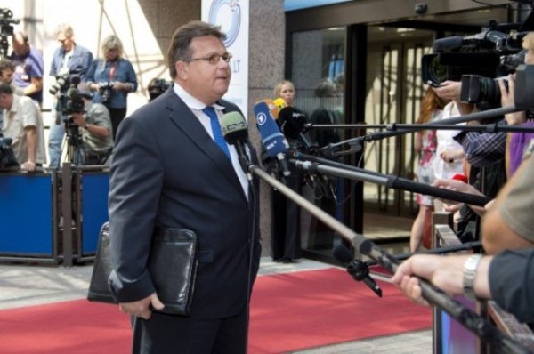 Minister of Foreign Affairs: Respect for human rights – an integral part of the foreign policy of Lithuania
