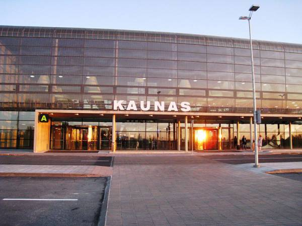 Safe travel becomes more convenient as Kaunas Airport opens Covid-19 testing site