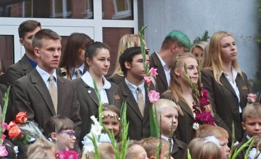 Matura exam results at Vilnius region schools
