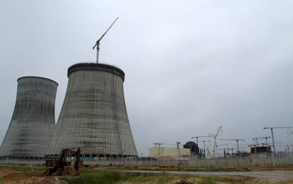 MEPs call for suspension of the launch of the Belarus nuclear plant in Ostrovets