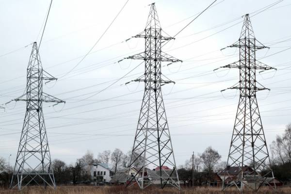 Lithuanian electricity prices rise 11% w-o-w
