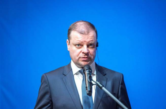 Prime Minister: Common Lithuania-Estonia interests will be defended