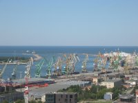 Cargo turnover in Baltic ports down 0.1% in H1