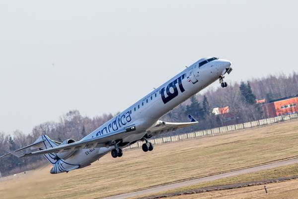 LOT relaunching flights from Vilnius to London