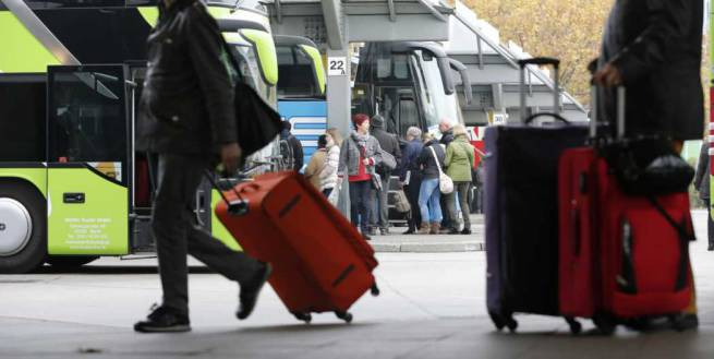 Lithuanian tourists spent EUR 490 mln abroad in H1