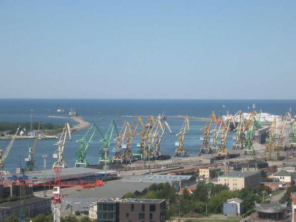 Financial Times recognises Klaipeda FEZ for sustainability