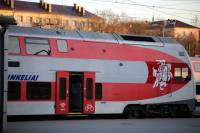 Lithuanian Railways carried record numbers of passengers last year