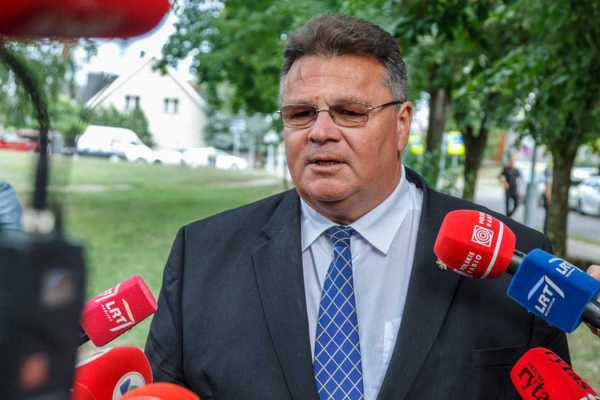 L. Linkevičius: We need to help Eastern Partners, who are experiencing economic pressure and military aggression due to their European choice
